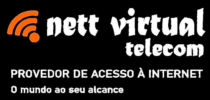 logo Nett Virtual Telecom provedor de acesso à Internet